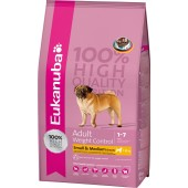 EUKANUBA WEIGHT CONTROL TAGLIA PICCOLA E MEDIA