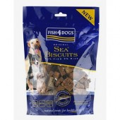 FISH4DOGS SEA BISCUITS 100 gr