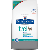 HILL'S PRESCRIPTION DIET T/D MINI