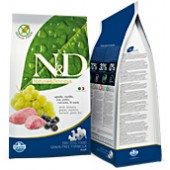 N&D GRAIN FREE  AGNELLO E MIRTILLO MINI ADULT