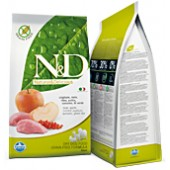 N&D GRAIN FREE CINGHIALE E MELA MINI ADULT