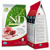 N&D GRAIN FREE POLLO E MELOGRANO PUPPY SMALL & MEDIUM
