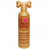 PET HEAD SHAMPOO NATURAL FARINA D'AVENA 354ml