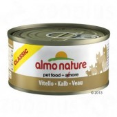 ALMO NATURE CAT CLASSIC VITELLO 70 GR