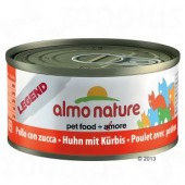 ALMO NATURE CAT LEGEND POLLO E ZUCCA  70 GR