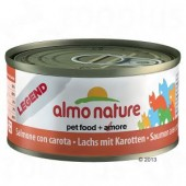 ALMO NATURE CAT LEGEND SALMONE 70 GR