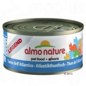 ALMO NATURE CAT LEGEND TONNO DELL'ATLANTICO 70 GR