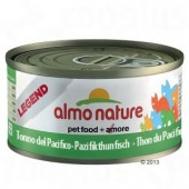 ALMO NATURE CAT LEGEND TONNO DEL PACIFICO 70 GR