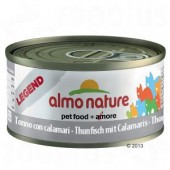 ALMO NATURE CAT LEGEND TONNO E CALAMARI 70 GR