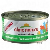 ALMO NATURE CAT LEGEND TONNO CON MAIS   70 GR