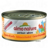 ALMO NATURE CAT LEGEND COSCIA DI POLLO 70 GR