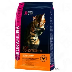 EUKANUBA CAT TOP CONDITION +1 400 GR