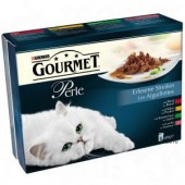 GOURMET PERLE BUSTE 8 X 85 GR FILETTINI IN SALSA