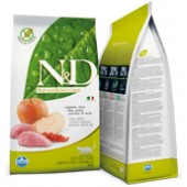 N&D GRAIN FREE ADULT CAT CINGHIALE E MELA