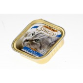 MISTER STUZZY CAT KITTEN POLLO 100 GR