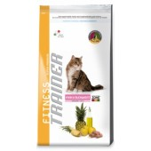 TRAINER FITNESS CAT SENIOR MAIALE E GRANO SARACENO 400 gr