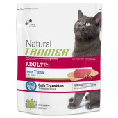 TRAINER NATURAL CAT ADULT CON TONNO 1,5 KG