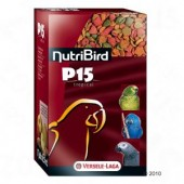 NUTRI BIRD P15 TROPICAL ESTRUSO PER AMAZZONI 1KG