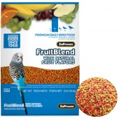 ZUPREEM FRUIT SMALL PARAKEETS 900 GR