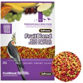 ZUPREEM FRUIT MEDIUM PARAKEETS 390 GR